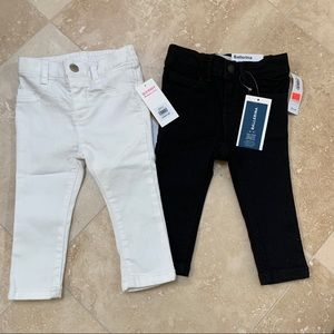 Old Navy Girl Toddler Jeans 12-18 mo NWT